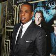 Jay-Z lors de l'avant-première de Gatsby le Magnifique à New York, le 1er mai 2013.