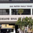 Kim Kardashian a donné le samedi 15 juin, naissance à une petite fille à l'hôpital Cedars-Sinai. Los Angeles, le 15 juin 2013.
