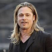 Brad Pitt: Un homme heureux au côté de son beau-père Jon Voight pour World War Z