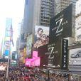Ambiance à la première du film World War Z à New York, le 17 Juin 2013.