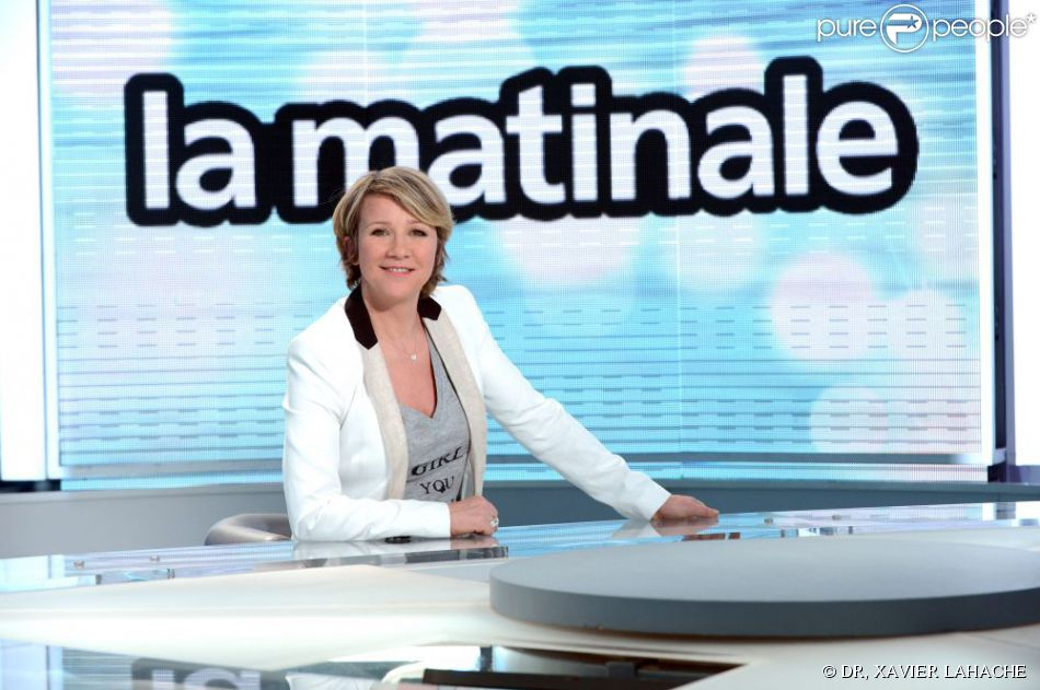 Ariane Massenet et l'équipe de La Matinale. La Matinale s'arrête !