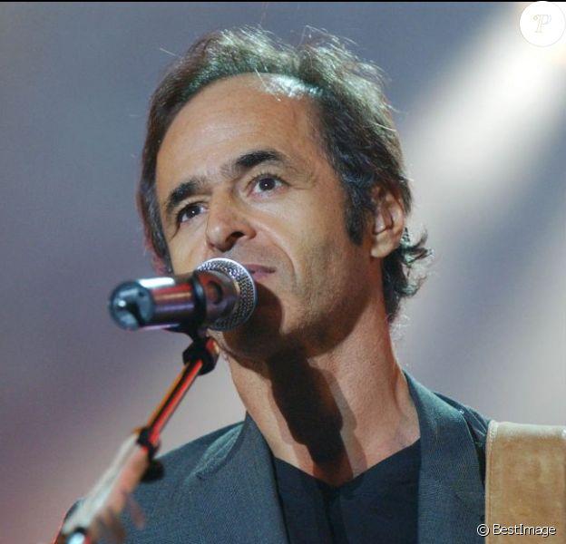 Jean-Jacques Goldman en concert aux Francofolies de La Rochelle le 19 août 2004