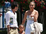 Jennifer Lopez : Moment complice avec Marc Anthony pour leurs enfants