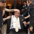 James Gandolfini dans la 6e saison des Sopranos.