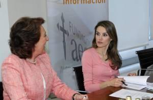 Princesse Letizia : Lookée été, incognito au coeur de Madrid...