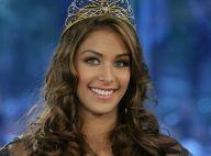 PHOTOS : Dayana Mendoza, Miss Univers, le bonheur sur Terre...