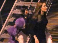 Angelina Jolie avec son fils Pax : De retour après des missions éprouvantes