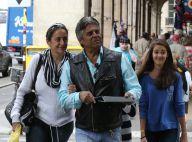 Erik Estrada, star de CHiPs : Découverte de Paris avec sa femme et sa fille