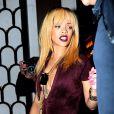Tendance bijou : le collier plastron XXL à adopter comme Rihanna