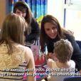 Kate Middleton, enceinte, et le prince William s'apprête à accueillir leur premier enfant en juillet 2013.