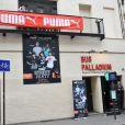 Soirée Puma The Quest au Bus Paladium à Paris, le 3 juillet 2013.