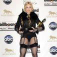 Madonna aux Billboard Music Awards 2013 à Las Vegas, le 19 mai 2013.