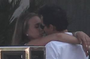 Marc Anthony : Tendres baisers avec Chloe Green, ils remettent le couvert