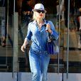 Exclusif - Gwen Stefani fait du shopping à Los Angeles, le 1 juillet 2013.