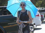 Gwen Stefani : Stylée et en famille pour une journée dans les champs de légumes