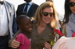 Valérie Trierweiler : ''French Doctor'' auprès des femmes du Congo