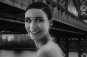 Rooney Mara : Égérie glamour et secrète pour le parfum Downtown de Calvin Klein
