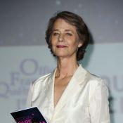 Charlotte Rampling : D'une élégance toujours imparable à 67 ans