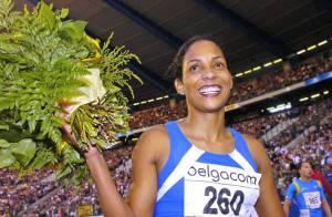 Christine Arron : La sprinteuse heureuse maman d'une petite fille