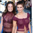 Alyssa Milano et Holly Marie Combs à Los Angeles, le 8 février 2003.