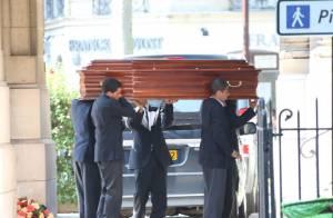 Obsèques d'Etienne Vatelot : Eve Ruggieri et sa famille unis dans le chagrin