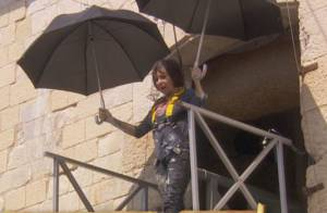 Danièle Evenou : Après Splash, elle se lance dans le vide pour Fort Boyard