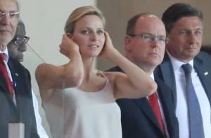 Charlene de Monaco : Rayonnante et amoureuse au bras de son prince Albert