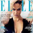 Bar Refaeli en couverture du magazine Elle España. Août 2013.