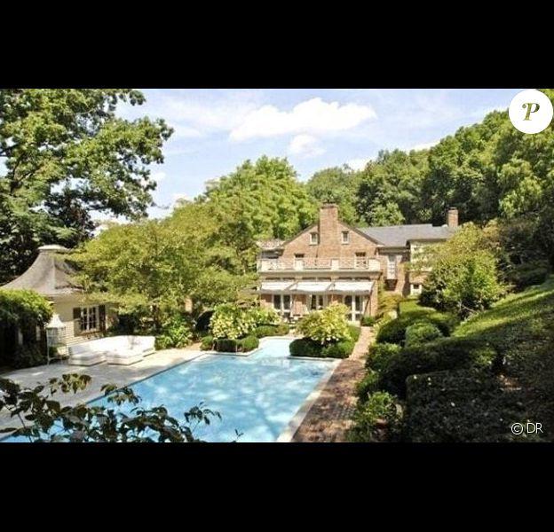 Tim McGraw et Faith Hill mettent en vente leur maison localisée près de Nashville pour 2,9 millions de dollars.