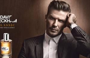 David Beckham : Roi de la pub, il use de ses charmes pour son nouveau parfum