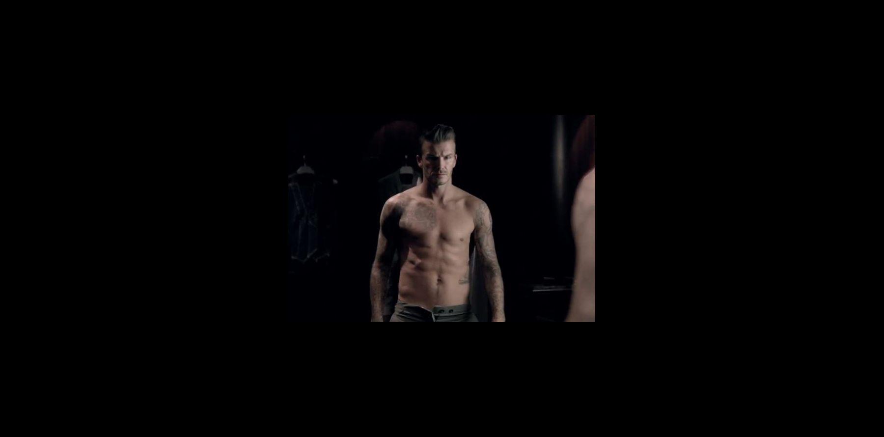 David Beckham Roi De La Pub Il Use De Ses Charmes Pour Son