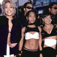 """ TLC à Los Angeles, le 24 février 2000.  """