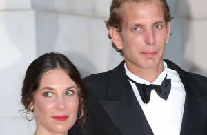 Andrea Casiraghi et Tatiana Santo Domingo : Fiancés glamour d'un beau gala