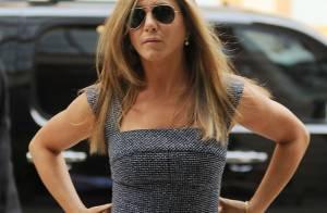 Jennifer Aniston et son mariage avec Justin : ''On se sent déjà comme mariés''