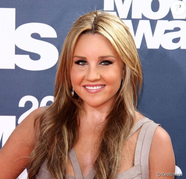 Amanda Bynes. Soirée des MTV Movie Awards 2011. Le 5 juin 2011 à Los Angeles.