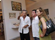 Manuel Valls et sa femme Anne Gravoin, fascinés par la vérité de BHL