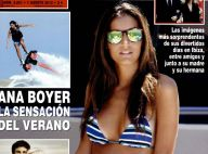 Ana Boyer : Divine en bikini, la fille d'Isabel Preysler fait sensation à Ibiza