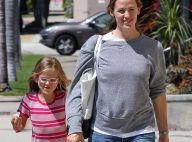 Jennifer Garner : Journée marathon avec ses filles, son ventre s'arrondit