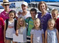 Sofia d'Espagne : Sa petite-fille Irene, 8 ans, tombée sur la tête à Marivent
