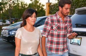 Kourtney Kardashian et Scott Disick : Un couple détendu malgré le procès à venir