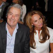 Alain Delon et Rosalie inséparables : Onze ans après, l'amour est de retour !