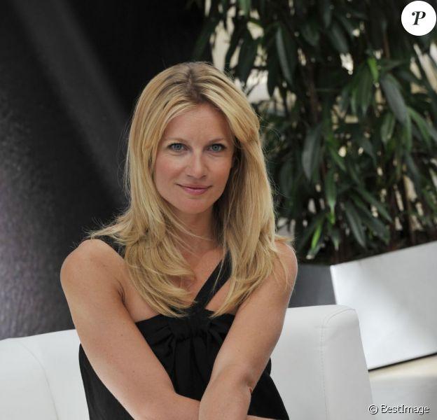 Sandrine Corman en juin 2013 à Monte-Carlo