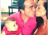 Jade Foret : Gaga de son adorable Liva et de son homme, elle illumine le Maroc
