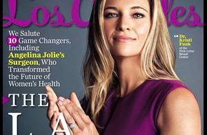Angelina Jolie et le secret de sa double mastectomie : sa chirurgienne s'exprime