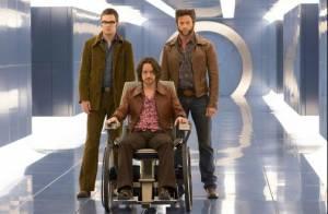 X-Men - Days of Future Past : Wolverine (Hugh Jackman) pour une 1re image rétro