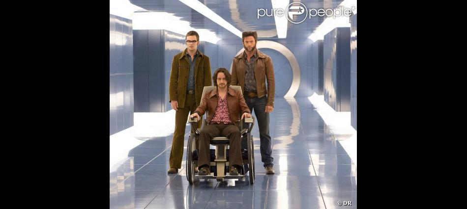 Premier image officielle de X-Men Days of Future Past.