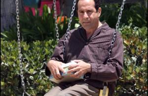 PHOTOS : Tony Shalhoub aussi déjanté dans la vie que dans Monk !