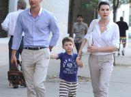 Julianna Margulies : Good wife rayonnante avec ses deux amours, malgré le procès