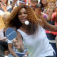 Serena Williams à New York le 21 août 2013.
