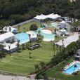 La chanteuse Céline Dion met en vente sa magnifique maison de Jupiter Island, en Floride, pour la somme de 72,5 millions de dollars.